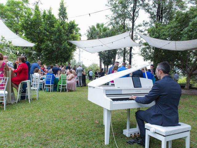 La boda de Manuel y Nayara en Estación De Cartama, Málaga 22