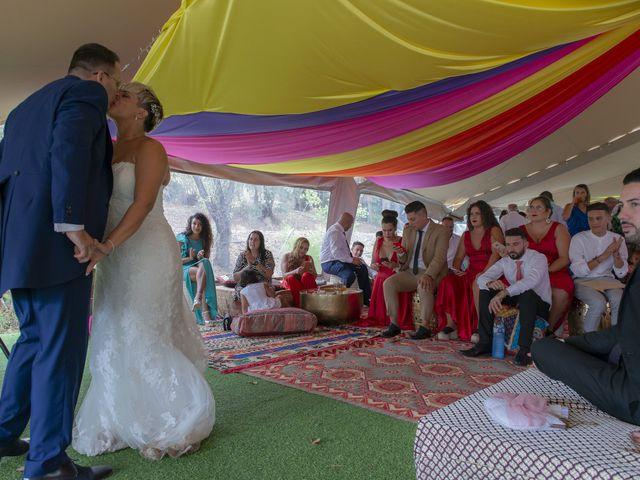 La boda de Manuel y Nayara en Estación De Cartama, Málaga 27