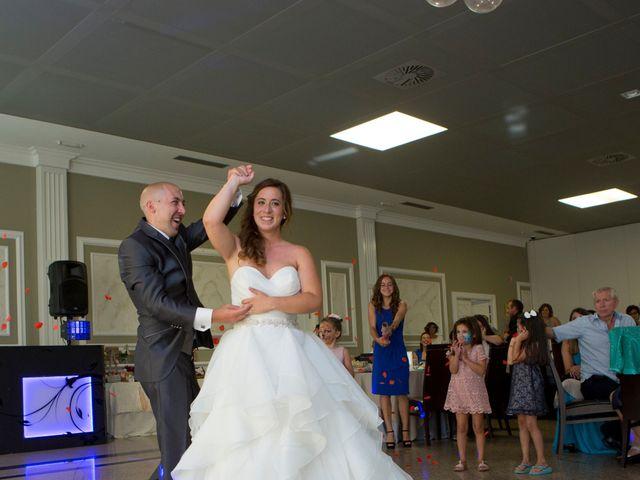 La boda de Irma y Adri