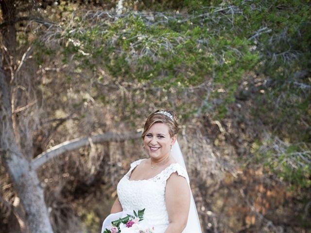 La boda de Víctor y Vanesa en Los Belones, Murcia 3