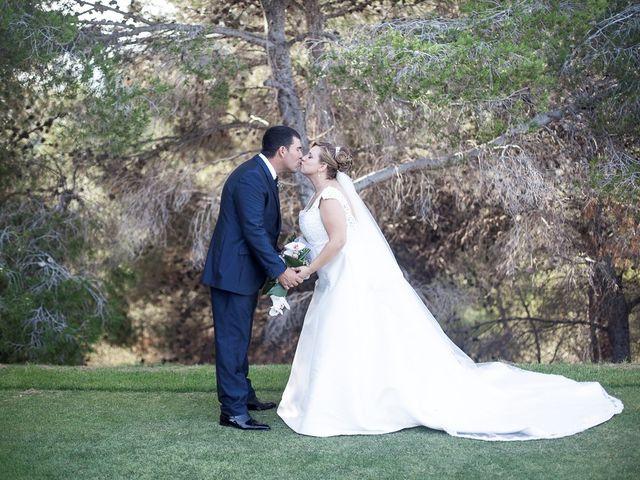 La boda de Víctor y Vanesa en Los Belones, Murcia 1
