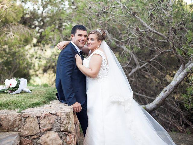 La boda de Víctor y Vanesa en Los Belones, Murcia 5