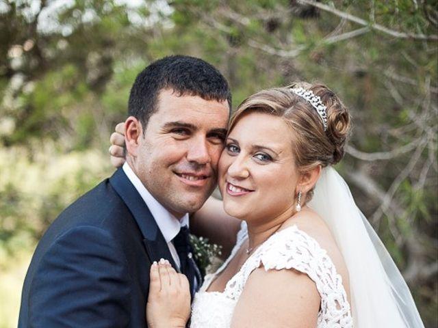La boda de Víctor y Vanesa en Los Belones, Murcia 6