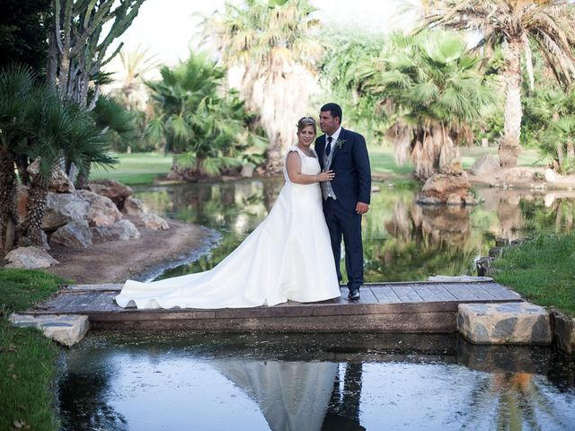 La boda de Víctor y Vanesa en Los Belones, Murcia 8