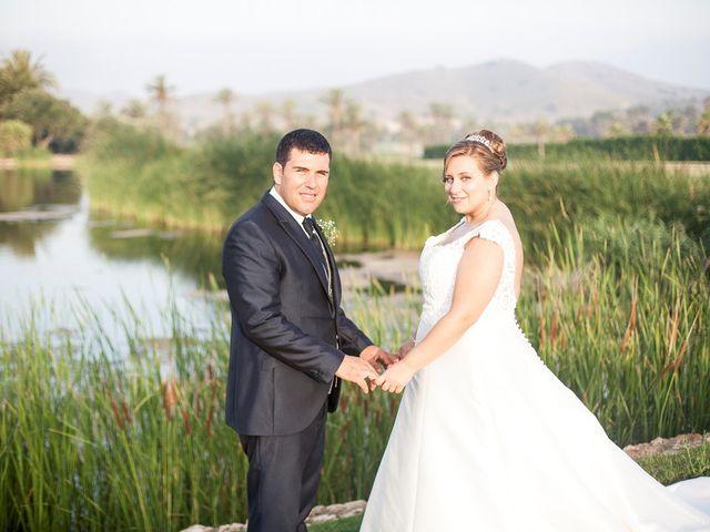 La boda de Víctor y Vanesa en Los Belones, Murcia 9