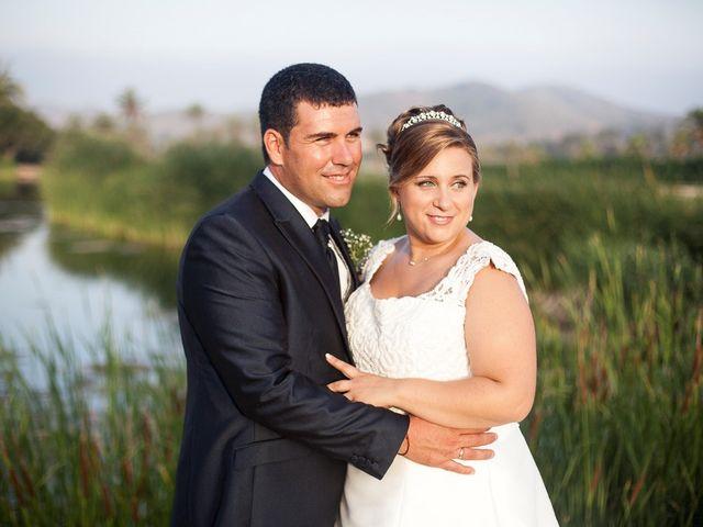 La boda de Víctor y Vanesa en Los Belones, Murcia 10