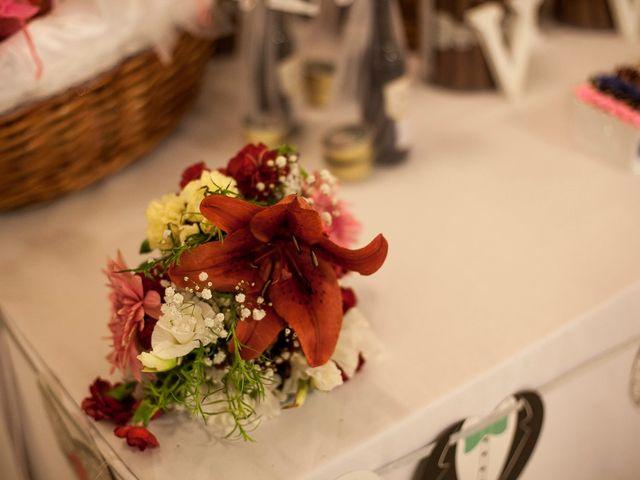 La boda de Víctor y Vanesa en Los Belones, Murcia 16