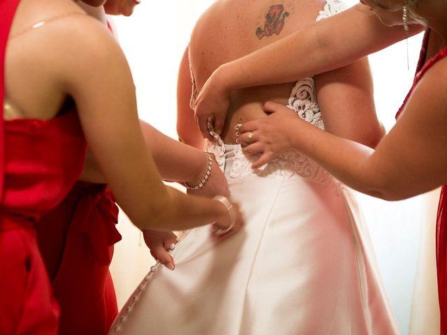 La boda de Víctor y Vanesa en Los Belones, Murcia 19