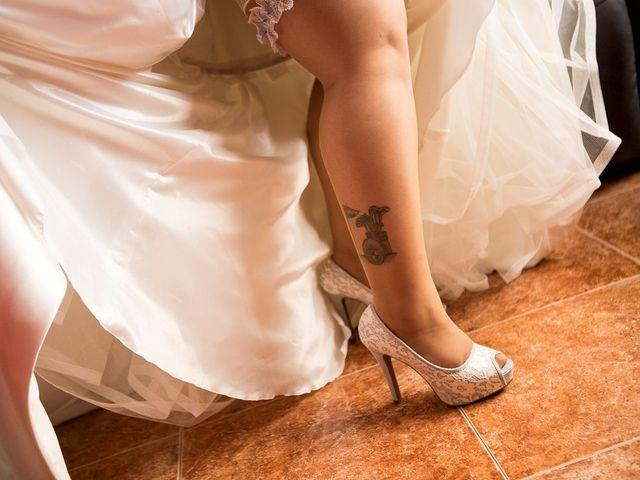La boda de Víctor y Vanesa en Los Belones, Murcia 21