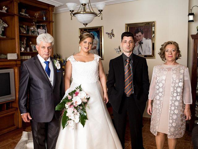La boda de Víctor y Vanesa en Los Belones, Murcia 23