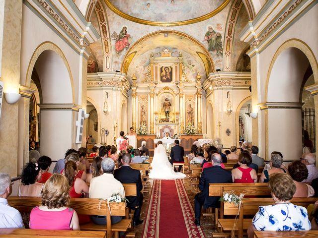 La boda de Víctor y Vanesa en Los Belones, Murcia 25