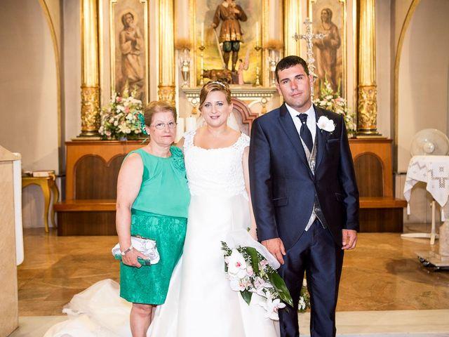 La boda de Víctor y Vanesa en Los Belones, Murcia 28