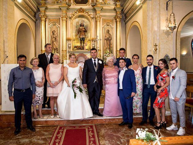 La boda de Víctor y Vanesa en Los Belones, Murcia 29