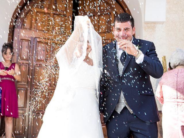 La boda de Víctor y Vanesa en Los Belones, Murcia 30