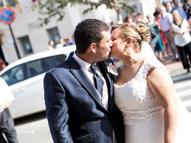 La boda de Víctor y Vanesa en Los Belones, Murcia 31