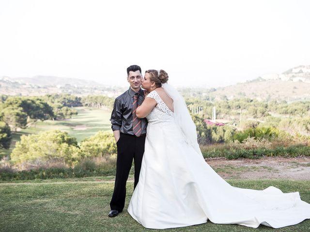La boda de Víctor y Vanesa en Los Belones, Murcia 33