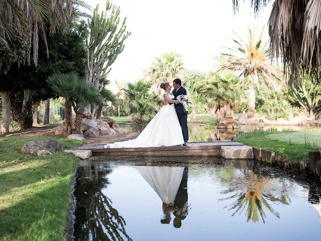 La boda de Víctor y Vanesa en Los Belones, Murcia 34