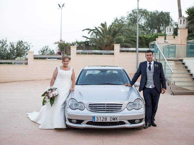 La boda de Víctor y Vanesa en Los Belones, Murcia 39