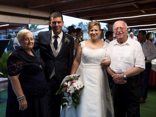 La boda de Víctor y Vanesa en Los Belones, Murcia 42