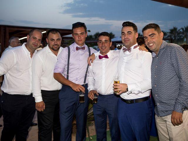 La boda de Víctor y Vanesa en Los Belones, Murcia 43