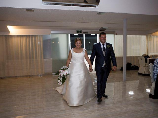 La boda de Víctor y Vanesa en Los Belones, Murcia 45
