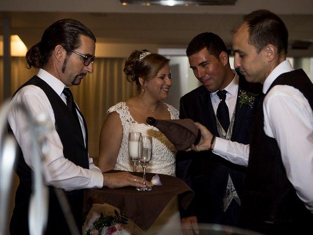 La boda de Víctor y Vanesa en Los Belones, Murcia 46
