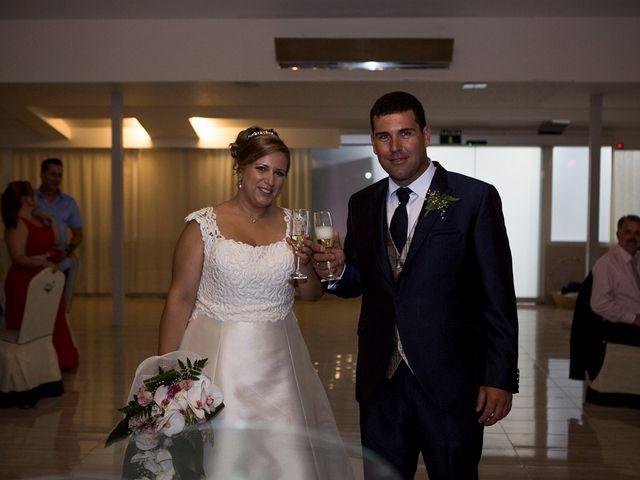 La boda de Víctor y Vanesa en Los Belones, Murcia 47