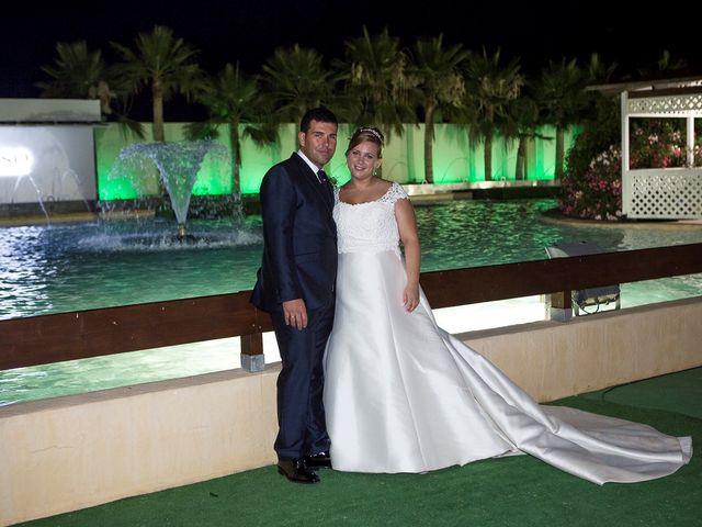 La boda de Víctor y Vanesa en Los Belones, Murcia 48