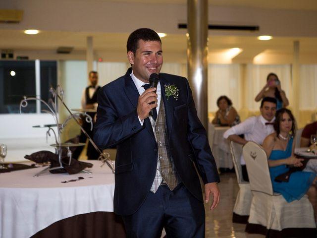 La boda de Víctor y Vanesa en Los Belones, Murcia 49