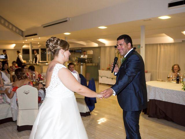 La boda de Víctor y Vanesa en Los Belones, Murcia 50