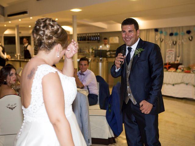 La boda de Víctor y Vanesa en Los Belones, Murcia 51