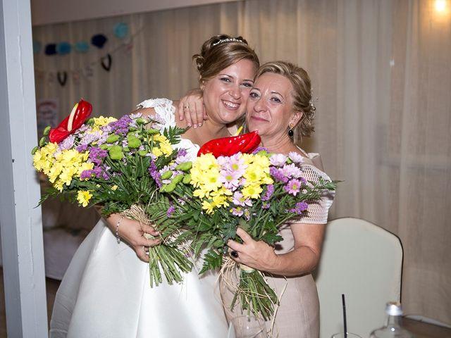 La boda de Víctor y Vanesa en Los Belones, Murcia 55