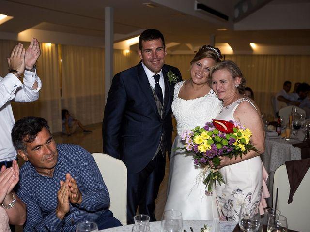 La boda de Víctor y Vanesa en Los Belones, Murcia 57