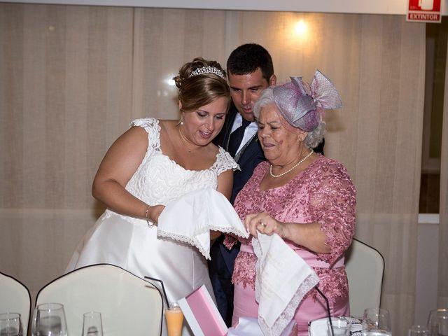 La boda de Víctor y Vanesa en Los Belones, Murcia 59
