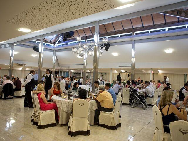 La boda de Víctor y Vanesa en Los Belones, Murcia 60