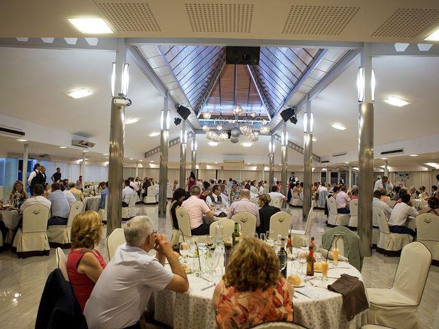 La boda de Víctor y Vanesa en Los Belones, Murcia 61