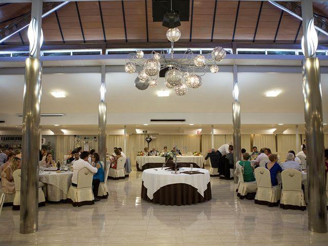 La boda de Víctor y Vanesa en Los Belones, Murcia 62