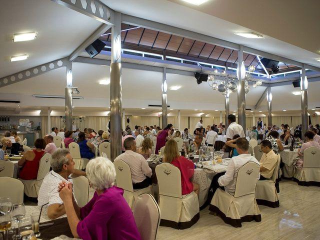 La boda de Víctor y Vanesa en Los Belones, Murcia 63