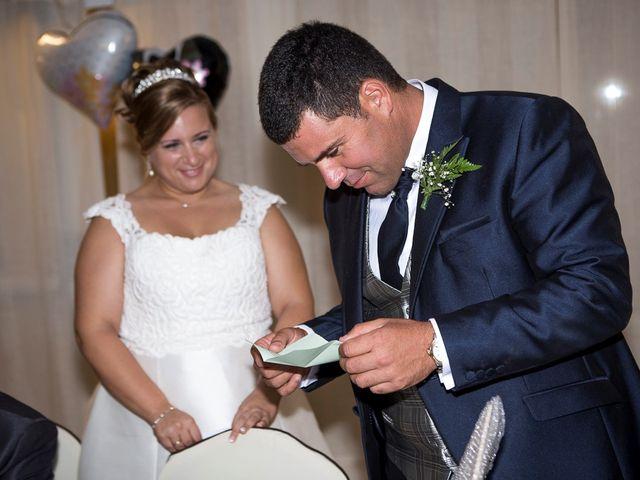 La boda de Víctor y Vanesa en Los Belones, Murcia 67