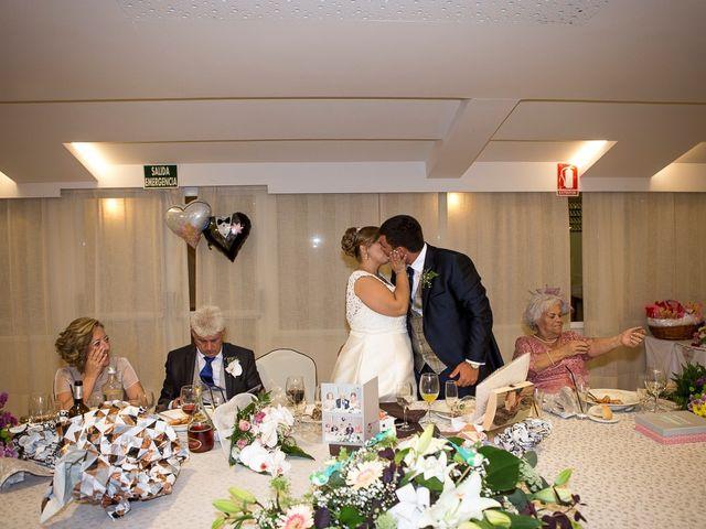 La boda de Víctor y Vanesa en Los Belones, Murcia 69