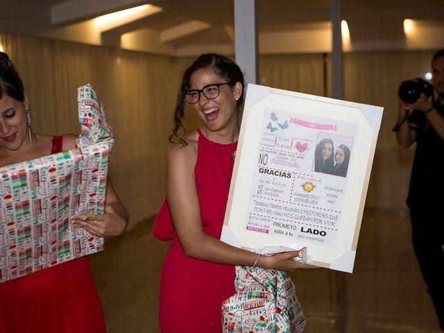 La boda de Víctor y Vanesa en Los Belones, Murcia 73