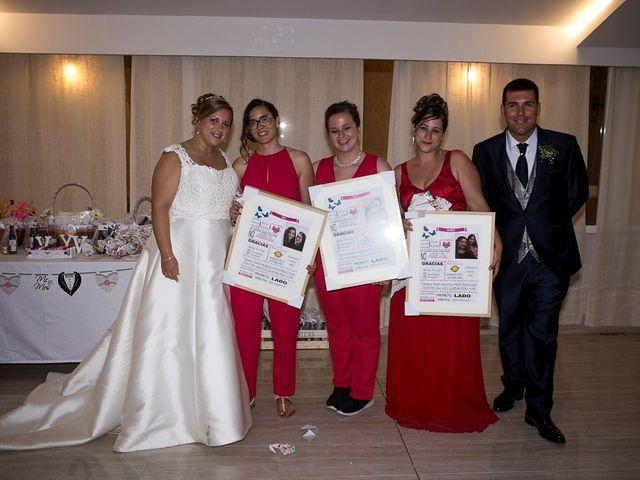 La boda de Víctor y Vanesa en Los Belones, Murcia 74