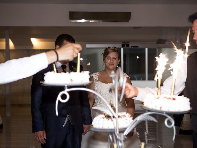 La boda de Víctor y Vanesa en Los Belones, Murcia 75