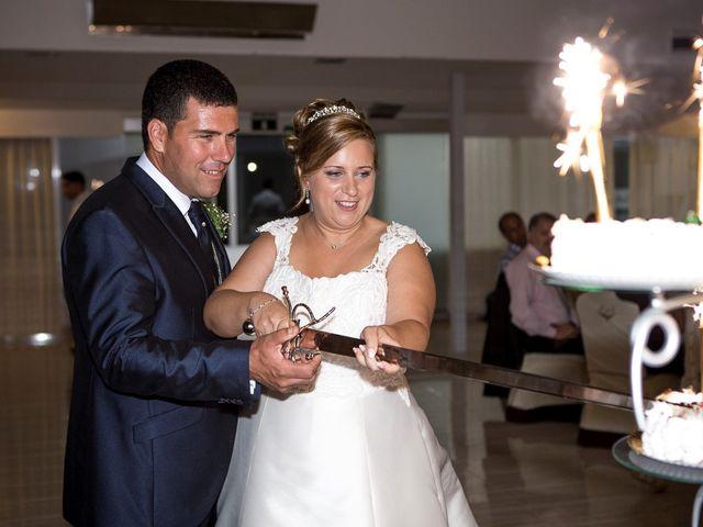 La boda de Víctor y Vanesa en Los Belones, Murcia 76
