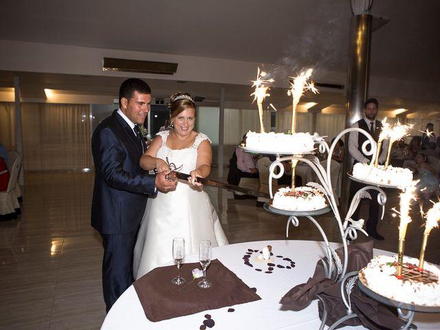 La boda de Víctor y Vanesa en Los Belones, Murcia 77