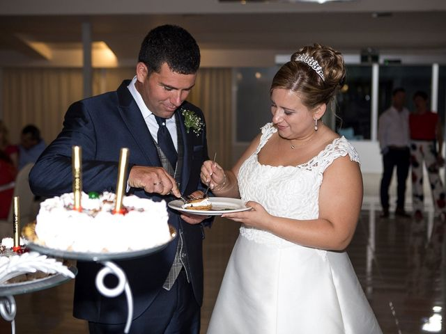 La boda de Víctor y Vanesa en Los Belones, Murcia 78