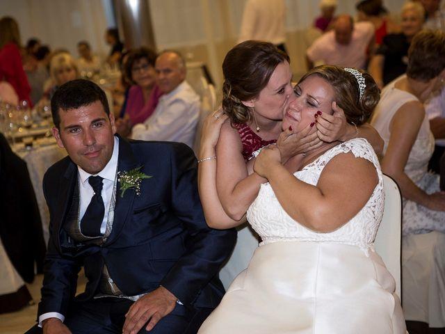 La boda de Víctor y Vanesa en Los Belones, Murcia 80