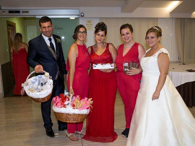 La boda de Víctor y Vanesa en Los Belones, Murcia 81