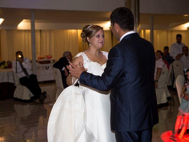 La boda de Víctor y Vanesa en Los Belones, Murcia 83