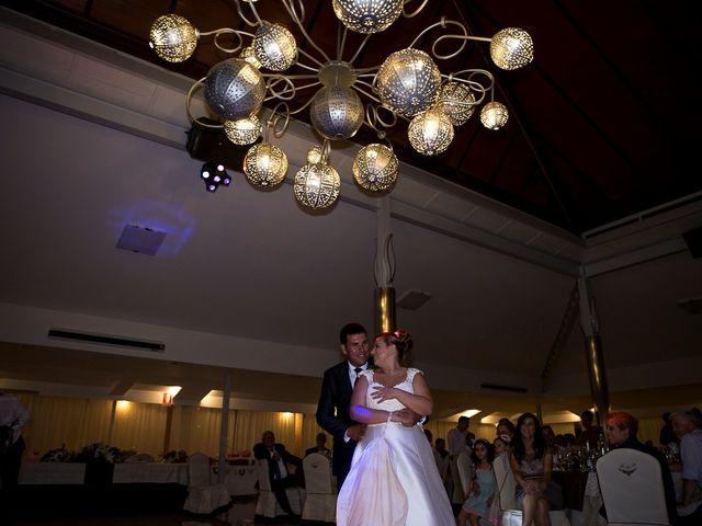 La boda de Víctor y Vanesa en Los Belones, Murcia 84
